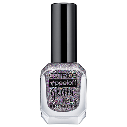 Лак для ногтей `CATRICE` PEELOFF GLAM тон 02 Nail More Worry Less