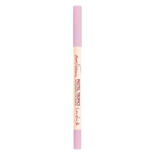 Карандаш для глаз LOVELY PASTEL TROPICS кремовый тон 4 розовый