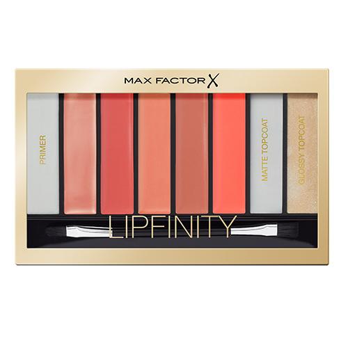 Палетка для макияжа губ MAX FACTOR LIPFINITY тон 03 nudes