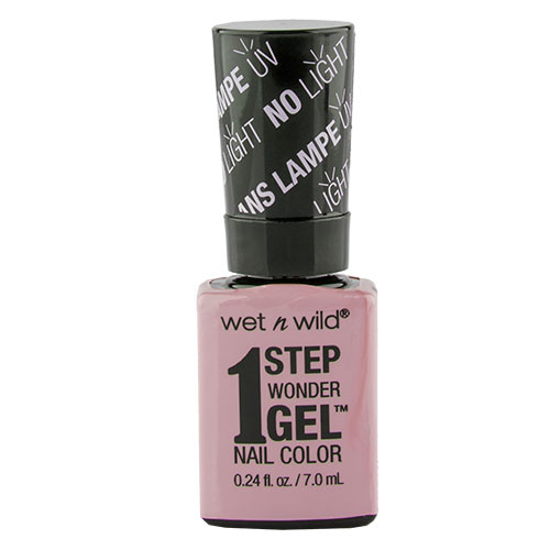 Гель-лак для ногтей `WET N WILD` 1 STEP WONDERGEL тон E7211 Pinky swear 7 мл