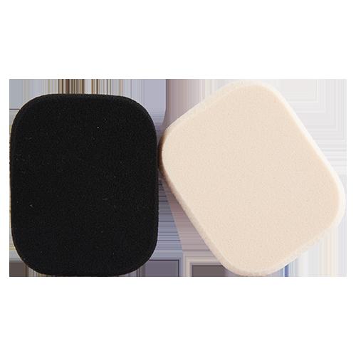 Спонжи для макияжа DE.CO. квадратные (без латекса) 2 штСпонжи<br>Компактные спонжи – идеальный выбор для качественного нанесения и смешивания косметических средств.  В упаковке - 2 шт.Секрет от DE.CO:Это универсальный спонж для нанесенияпудр-основ, тональных основ, компактных пудр и т.д.  Используйте поверхность срезанного края спонжа для нанесения основы на широкие области лица.<br>