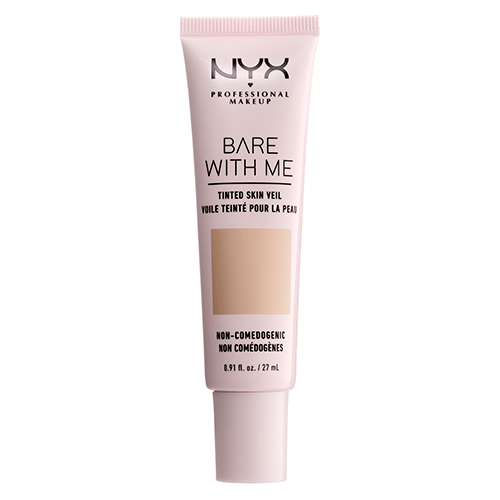 Основа тональная для лица `NYX PROFESSIONAL MAKEUP` BARE WITH ME тон True beige buff