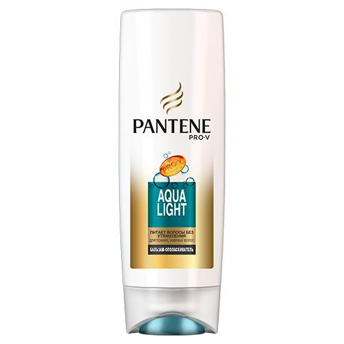 Бальзам-ополаскиватель для волос PANTENE PRO-V AQUA LIGHT для тонких и склонных к жирности волос 200 мл фото