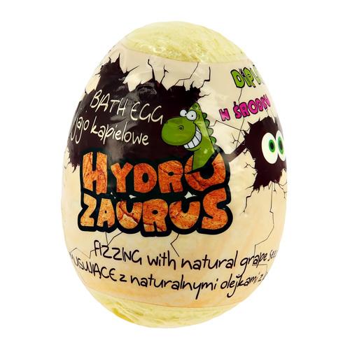 Купить Бурлящий шар-соль для ванн MARBA HYDRO ZAURUS DIPLODOCUS детский с игрушкой 140 г, ПОЛЬША/ POLAND