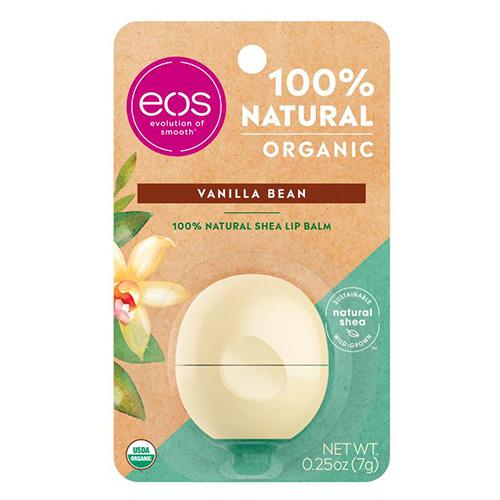 Бальзам для губ EOS с ароматом ванили 7 г