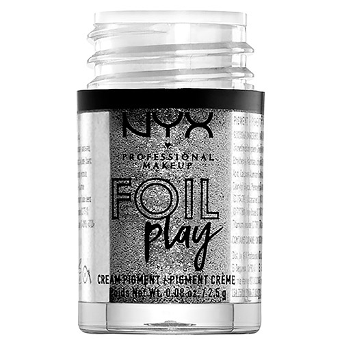 Пигмент для век `NYX PROFESSIONAL MAKEUP` FOIL PLAY кремовый тон 07