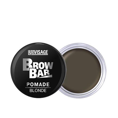 Помада для бровей `LUXVISAGE` BROW BAR тон 2 taupe
