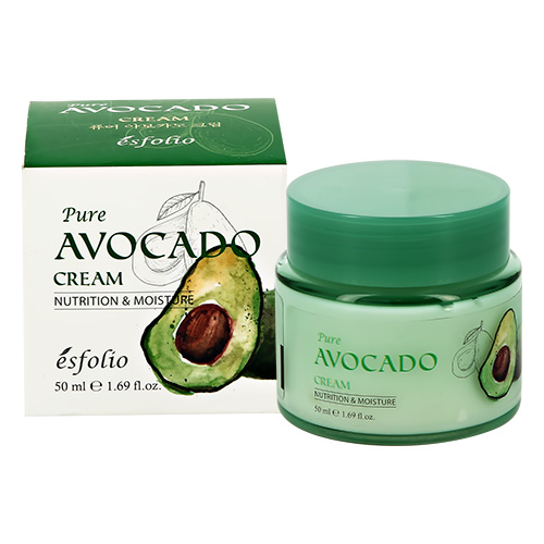 Крем для лица ESFOLIO PURE AVOCADO 50 мл