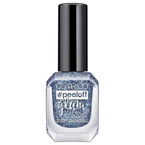 Лак для ногтей `CATRICE` PEELOFF GLAM тон 08 Think Less Polish More