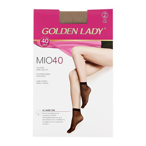 Носки женские GOLDEN LADY MIO 40 den  Melon 2 пары