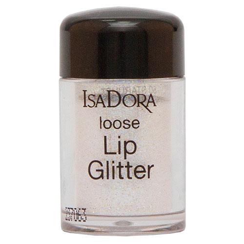 Блестки для губ `ISADORA` LIP GLITTER тон 50 белыеПрочее<br>Многофункциональный и экономичный глиттер.<br>