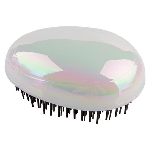Щетка для волос `LADY PINK` PEARL распутывающая перламутроваяРасчески<br>Массажная щетка Lady Pink подходит для расчесывания волос любой длины. Обеспечивает деликатный массаж кожи головы, улучшает микроциркуляцию.<br>