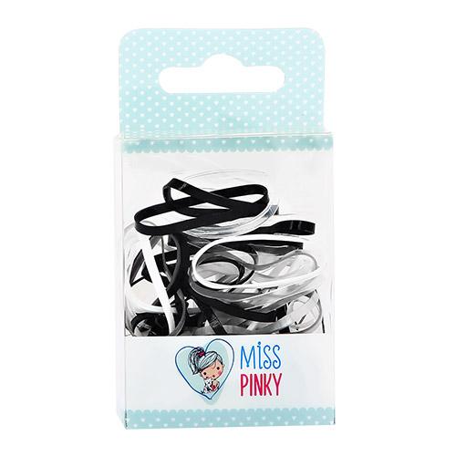 Набор резинок MISS PINKY BASIC box 80 шт фото