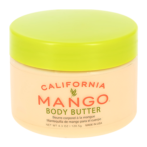 Крем-масло для тела `CALIFORNIA MANGO` 120 г