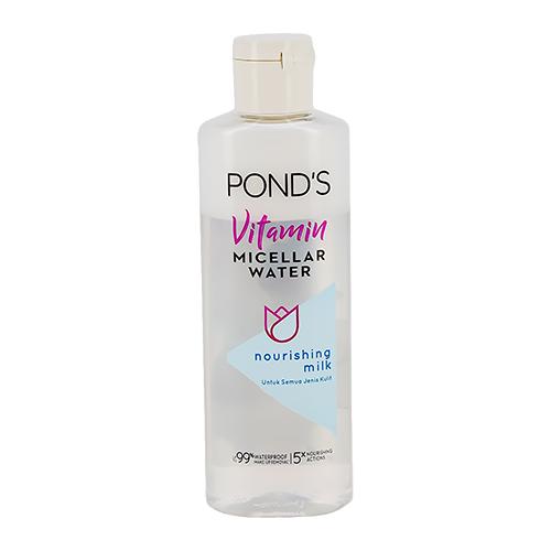 Мицеллярная вода PONDS VITAMIN с молочной эссенцией 100 мл