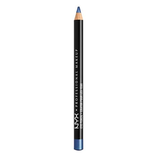Карандаш для глаз NYX PROFESSIONAL MAKEUP SLIM EYE PANCIL тон 913 SaphireКарандаши<br>Устойчивый карандаш мягкой текстуры. Огромное разнообразие оттенков позволяет воплотить в жизнь любую makeup фантазию!<br>