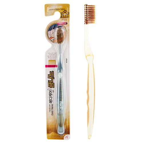 Щетка зубная MEDICARE Gold Nano мягкая