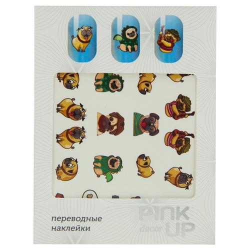 Наклейки для ногтей переводные `PINK UP` NAIL DESIGN тон 557Дизайн ногтей<br>Pink Up Nail desing – наклейки для ногтей. Твой незаменимый помощник для создания салонного дизайна ногтей в домашних условиях. Дизайн ногтей который всегда получается!<br>