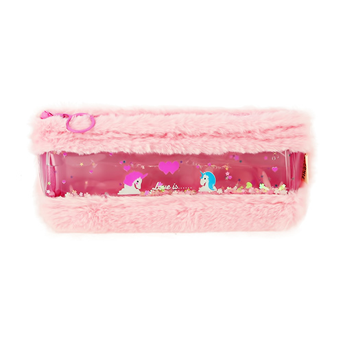 Косметичка LADY PINK прямоугольная фото