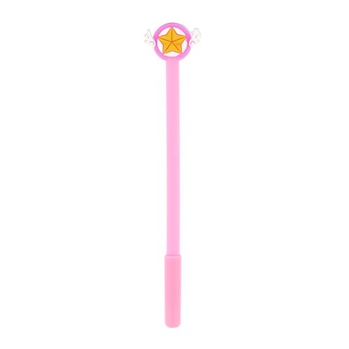 Ручка FUN Flying star pink