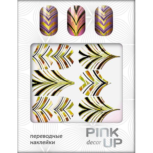 Наклейки для ногтей переводные PINK UP NAIL DESIGN тон 502Дизайн ногтей<br>Pink Up Nail desing – наклейки для ногтей. Твой незаменимый помощник для создания салонного дизайна ногтей в домашних условиях. Дизайн ногтей который всегда получается!<br>