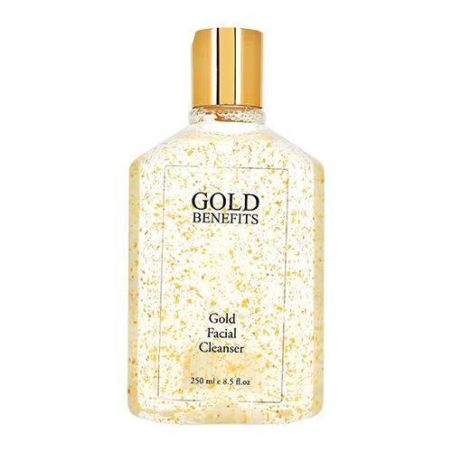 Гель для умывания SEA OF SPA GOLD BENEFITS с золотистыми частицами 250 мл