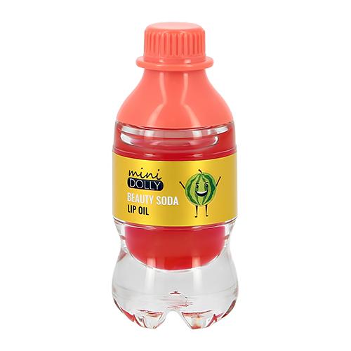 Блеск-масло для губ MINI DOLLY BEAUTY SODA тон Watermelon bang