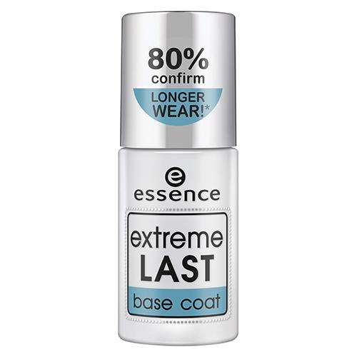 Купить Базовое покрытие для ногтей ESSENCE EXTREME LAST 8 мл, ГЕРМАНИЯ/ GERMANY