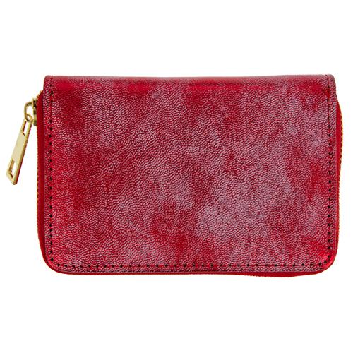 Кошелек `LADY PINK` BASIC мерцающий красныйПрочее<br>Яркие кошельки Lady Pink прекрасно дополнят женскую сумочку и позволят Вам выглядеть стильно и модно при любых обстоятельствах!<br>