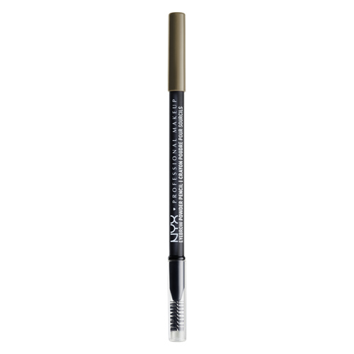 Карандаш для бровей `NYX PROFESSIONAL MAKEUP` EYEBROW POWDER PENCIL тон 02 пудровый