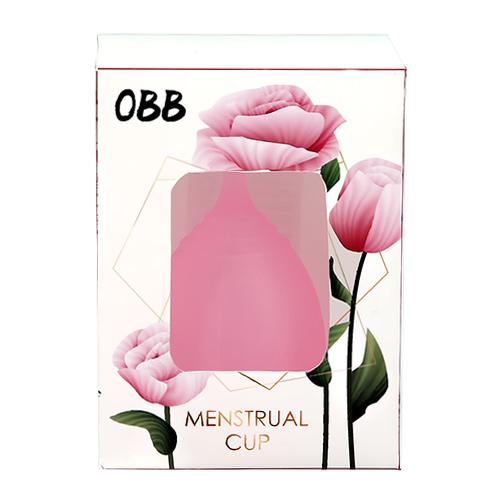 Менструальная чаша OBB размер S фото