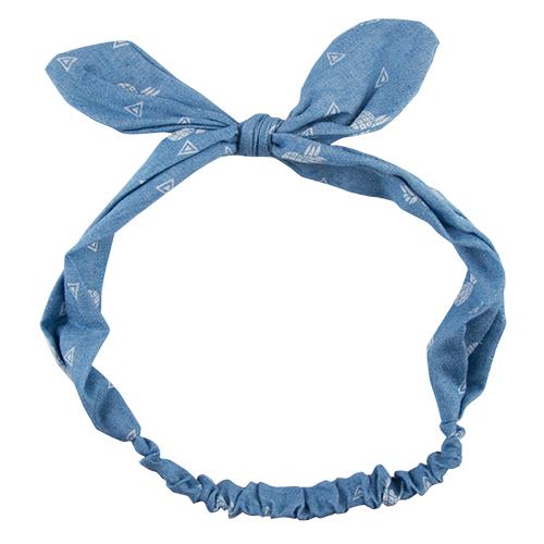 Повязка на голову `LADY PINK` TRUE BLUEПрочее<br>Повязка на голову<br>