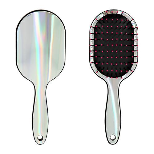 Купить Расческа для волос LADY PINK голоографическа, КИТАЙ/ CHINA