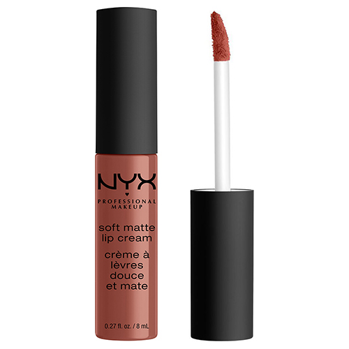 Помада для губ `NYX PROFESSIONAL MAKEUP` SOFT MATTE LIP CREAM тон 58 San Francisco матовая жидкая