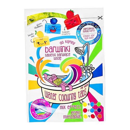 Купить Соль для ванн MARBA детская цветная 9x16 г, ПОЛЬША/ POLAND
