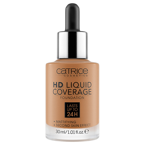 Основа тональная для лица `CATRICE` HD LIQUID COVERAGE тон 080