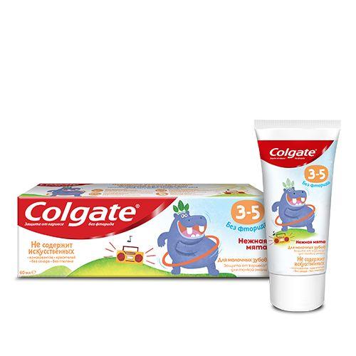Паста зубная детская COLGATE нежная мята