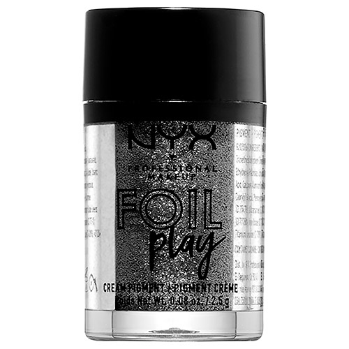 Пигмент для век `NYX PROFESSIONAL MAKEUP` FOIL PLAY кремовый тон 10