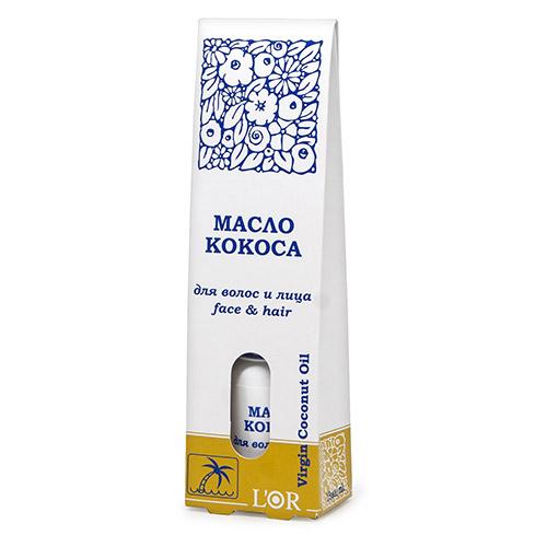 Масло кокоса для волос и лица `DNC` 15 мл