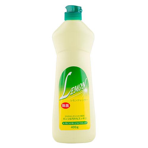 Крем чистящий для кухни ROCKET SOAP Лимон 400 мл фото