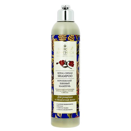 Купить Шампунь для волос SIBIRSKA APOTHECA Королевский хинный 250 мл, РОССИЯ/ RUSSIA