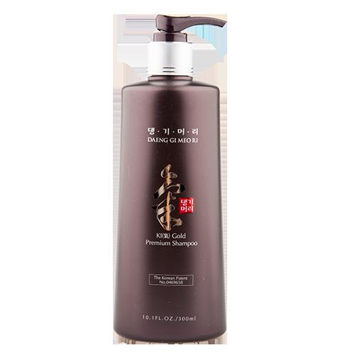 Купить Шампунь для волос DAENG GI MEO RI KI GOLD PREMIUM Укрепляющий 300 мл, РЕСПУБЛИКА КОРЕЯ/ REPUBLIC OF KOREA