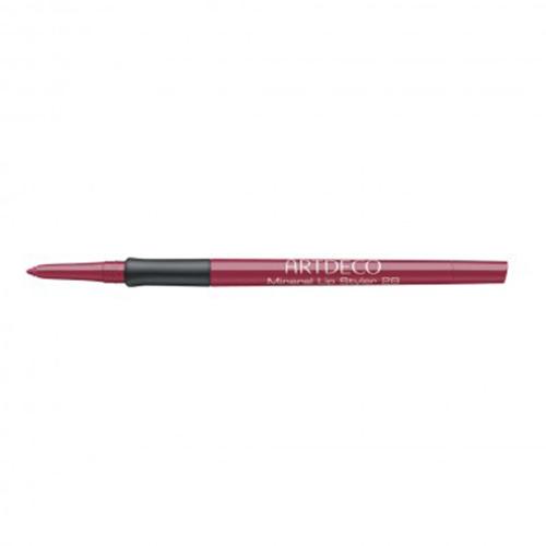 Карандаш для губ `ARTDECO` MINERAL LIP STYLER тон 28Карандаши<br>Насыщенный цвет и чрезвычайно стойкая формула. Встроенная точилка. Не содержит консерванты и минеральные масла<br>