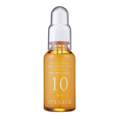 Сыворотка для лица ITS SKIN POWER 10 FORMULA с коэнзимом Q10 30 млУниверсальный уход<br>Концентрат коэнзима Q10 стимулирует обновление клеток кожи, способствует поддержанию молодости, упругости, красоты кожи.<br>