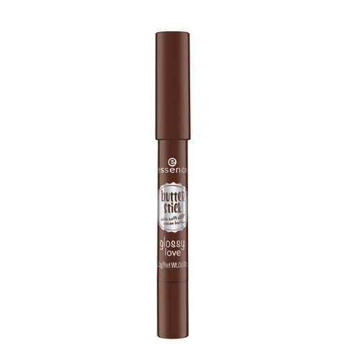 Помада для губ `ESSENCE` BUTTER STICK тон 05Помада<br>Сливочная текстура с маслом какао создает сияющее покрытие с эффектом влажных губ и позволяет регулировать интенсивность цвета, наслаивая помаду.<br>