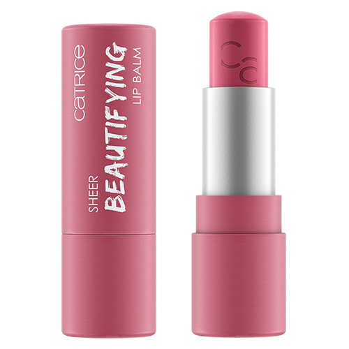Бальзам для губ CATRICE SHEER BEAUTIFYING LIP BALM тон 050 sheer you up ягодный