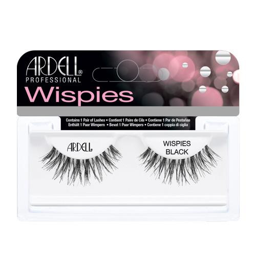 Ресницы накладные ARDELL WispiesНакладные ресницы<br>Накладные ресницы многоразового использования для визажа глаз.<br>