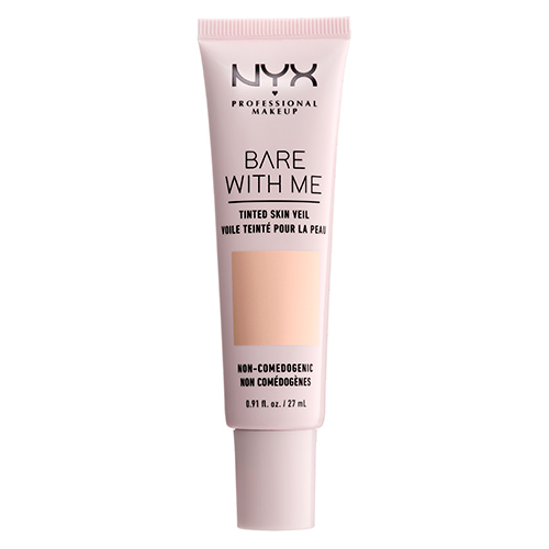 Основа тональная для лица `NYX PROFESSIONAL MAKEUP` BARE WITH ME тон Pale light