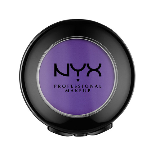 Тени для век `NYX PROFESSIONAL MAKEUP` HOT SINGLES EYE SHADOW тон 12 Ultraviolet
