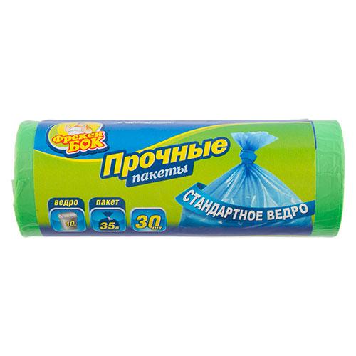 Мешки для мусора `ФРЕКЕН БОК` (35 л) 30 шт